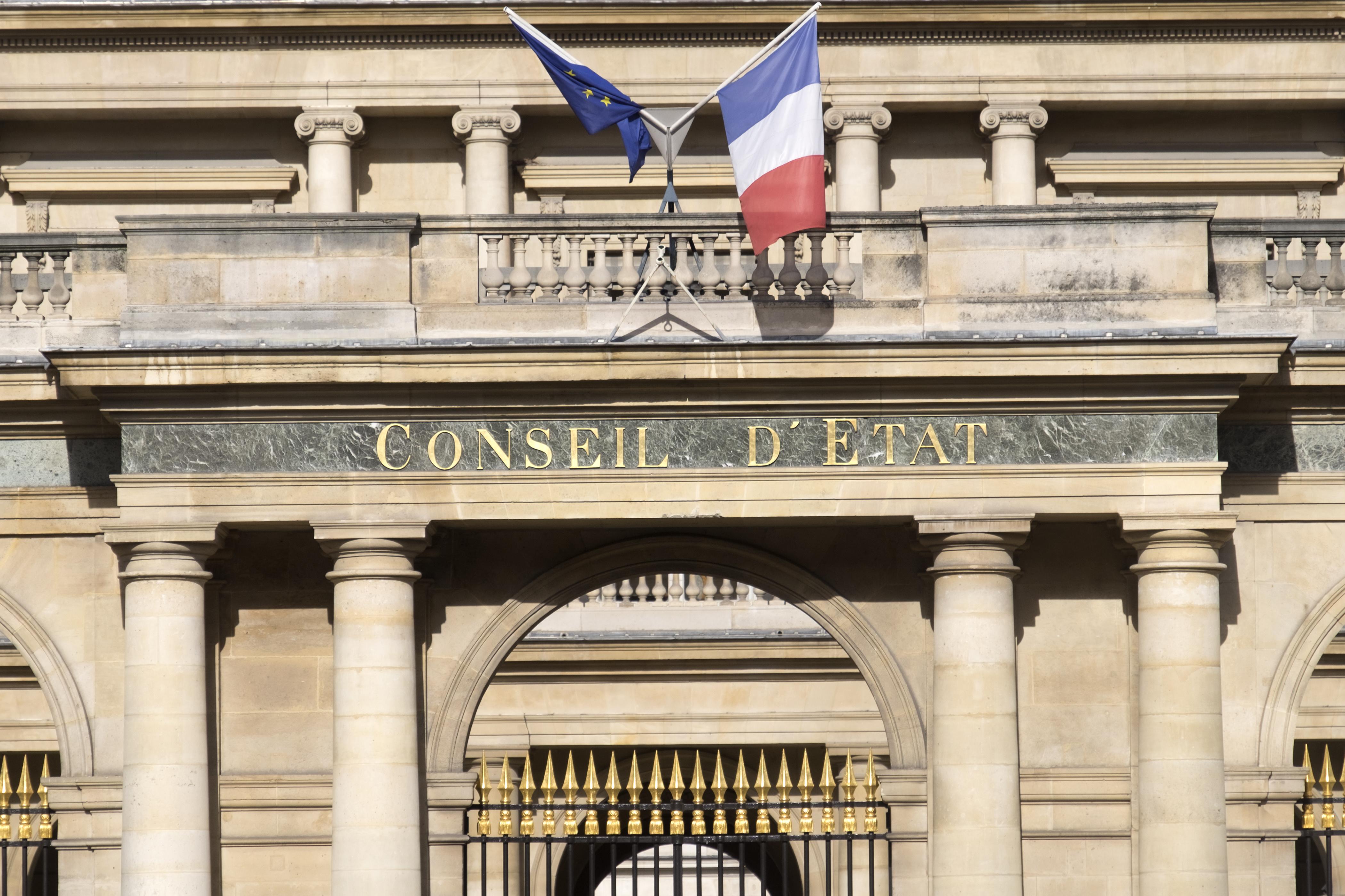 conseil d'Etat, France